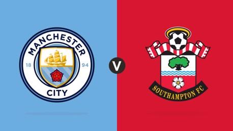 Manchester City v Southampton