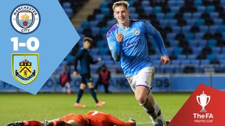 City 1-0 Burnley: Full match replay
