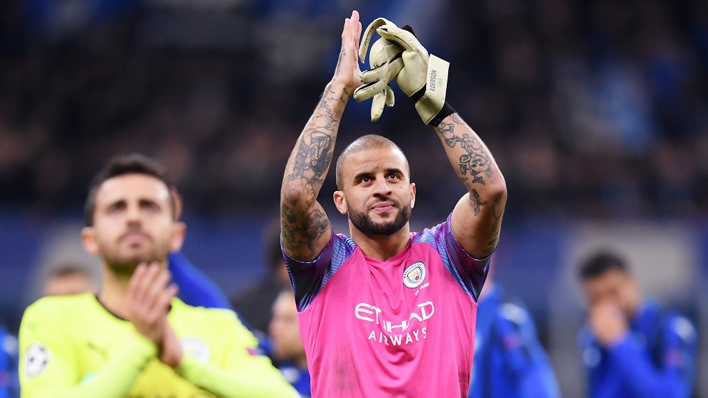 KYLE WALKER : Great week for the England star