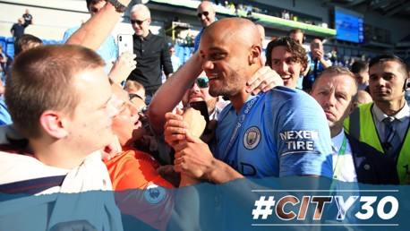 #City30: An away day to remember