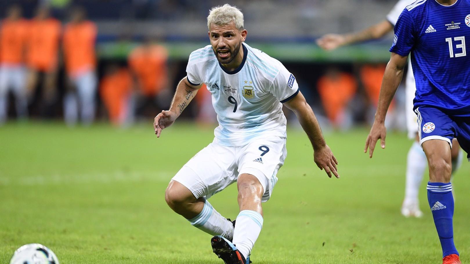 L'Argentine n'a qu'un nul contre le Paraguay (1-1)