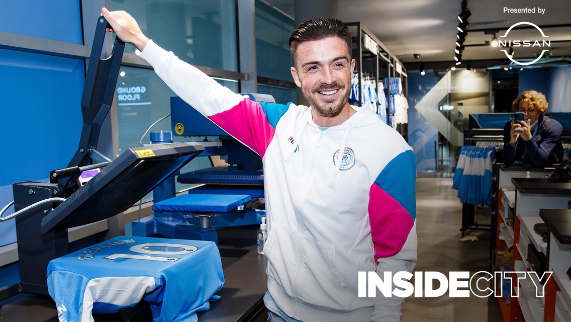 Inside City: Jack's first week and prep for Spurs