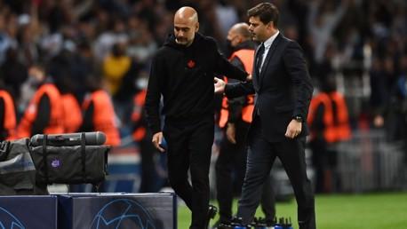 BOSSES: Guardiola and Pochettino.