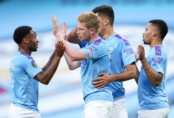 City Duo Nominated For 2019 20 Pfa Player Of The Year Award