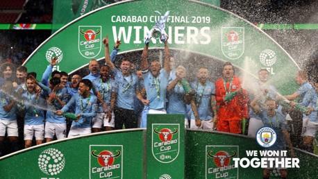 City Menangkan Carabao Cup Lewat Adu Penalti
