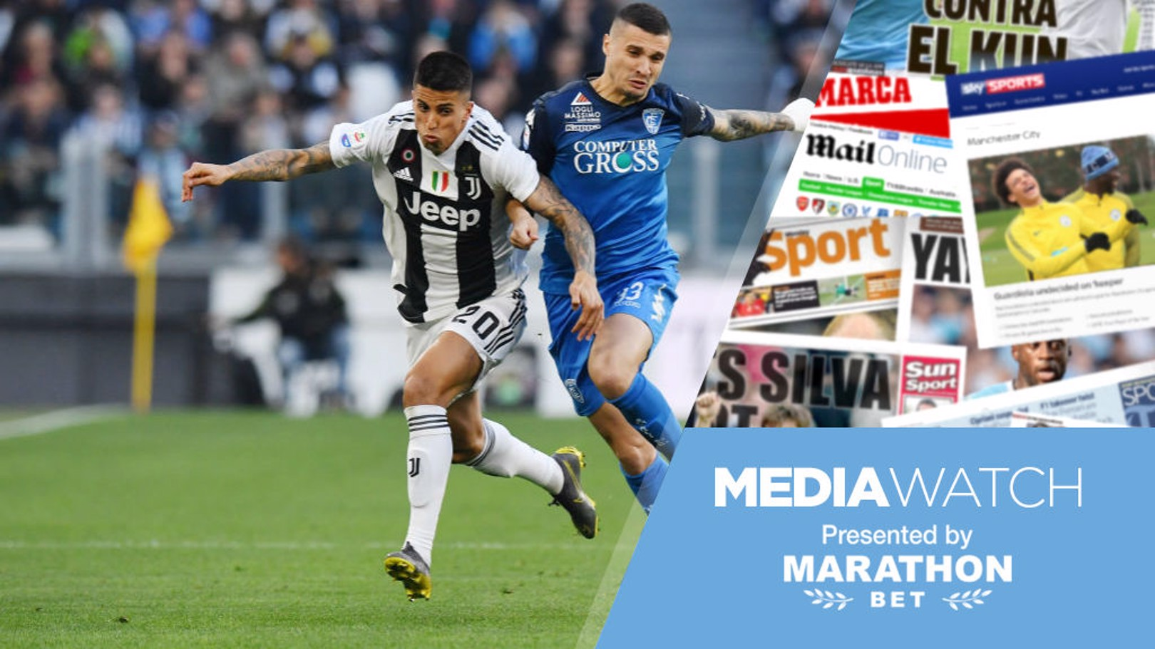 MEDIA WATCH: City have been linked with a Portuguese defender.