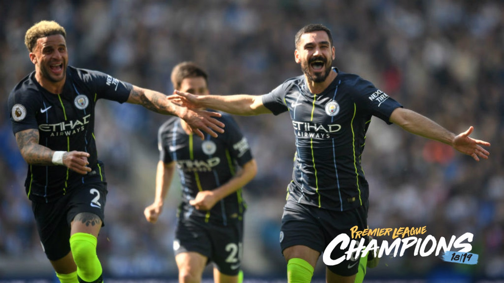 CHAMPIONS: All the number you need to celebrate our latest title win