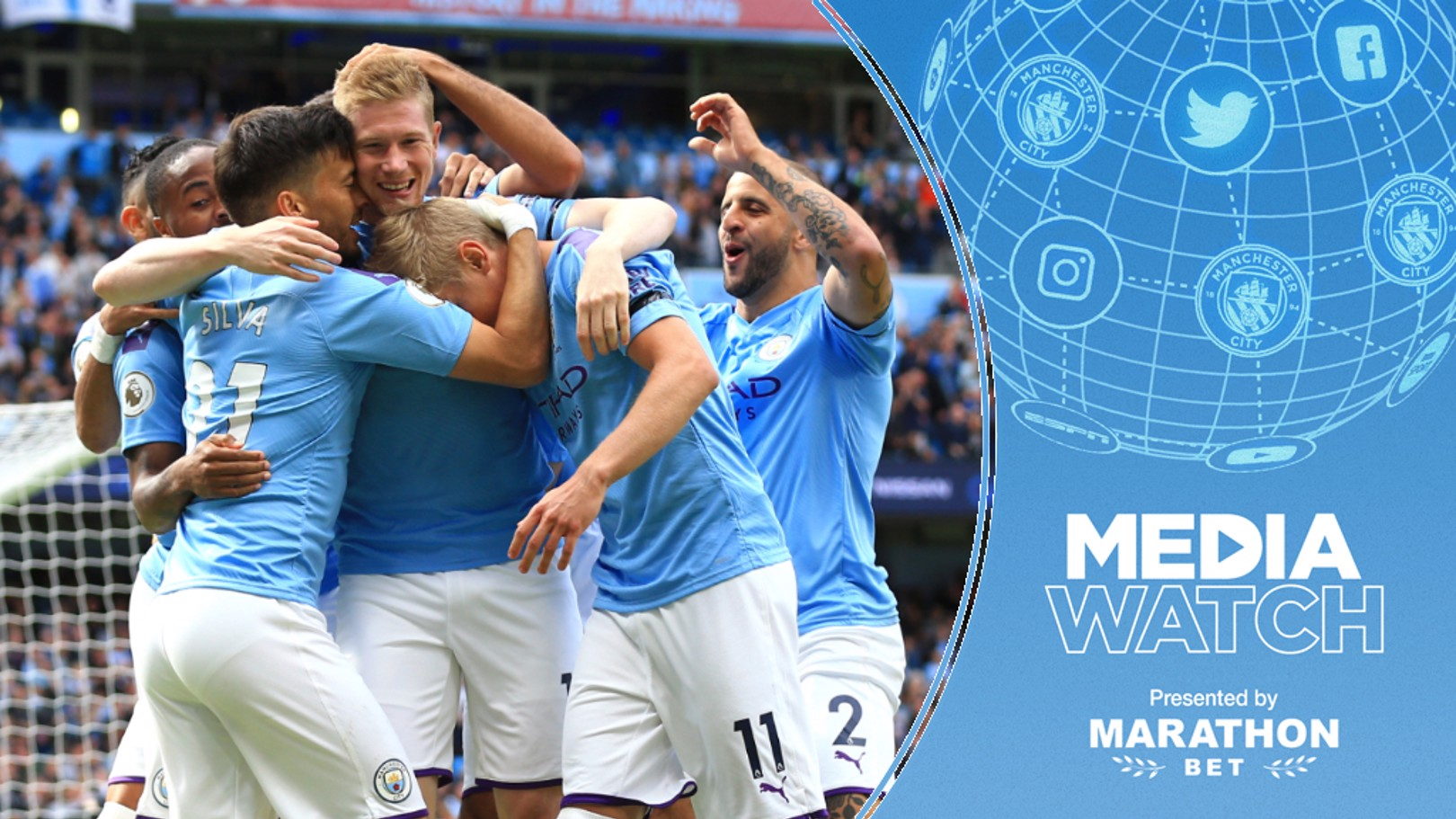 ON SONG: City head into today's clash with the Canaries in fine form
