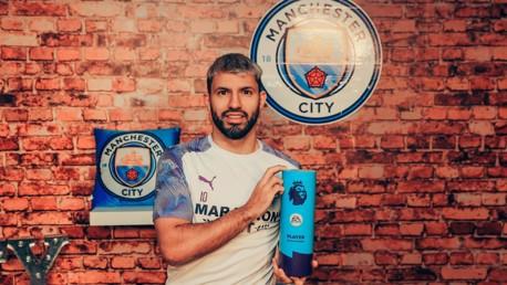 PL POTM: Aguero has won January's prize