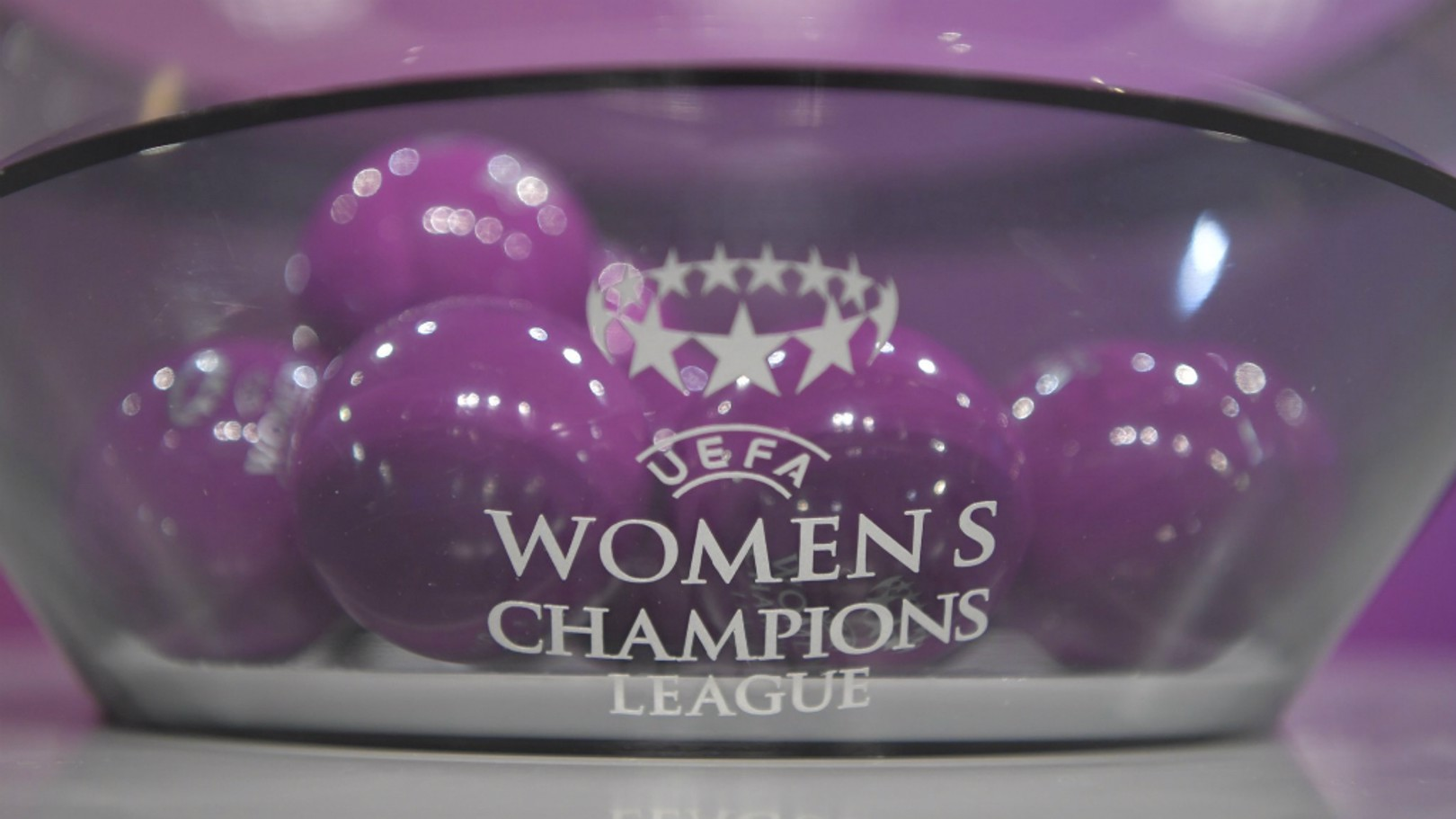 CHAMPIONS LEAGUE: The Women's Champions League draw...