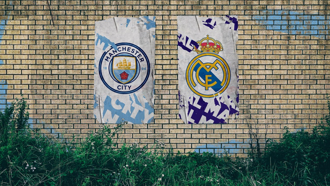 LAST 16: City will play Real Madrid in the Champions League last 16.