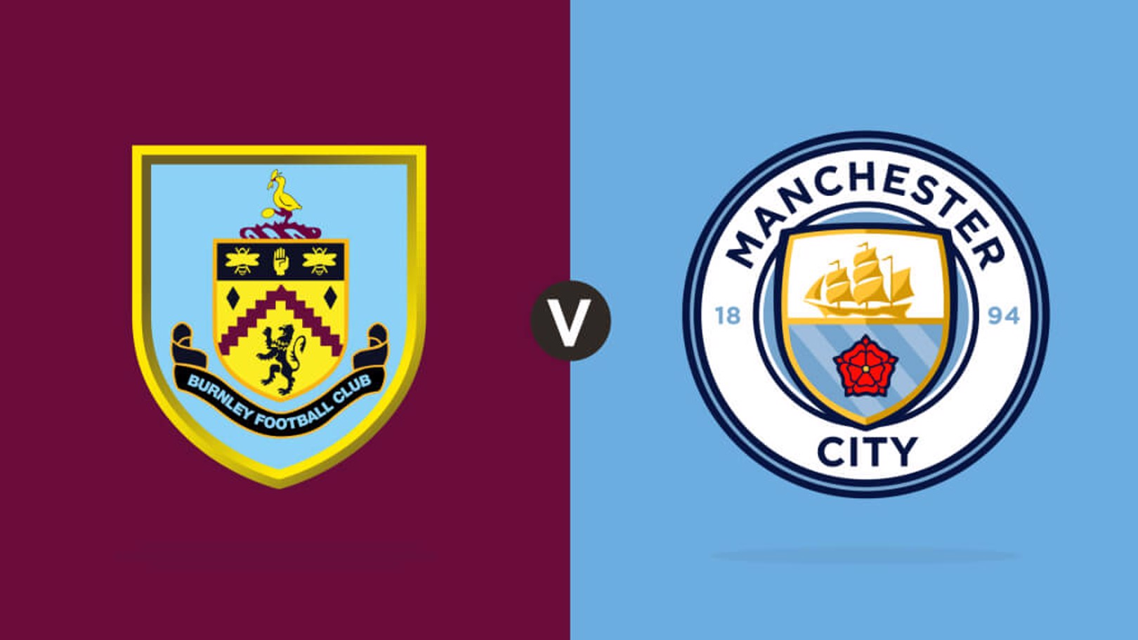 Burnley v City