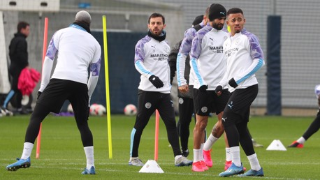 Training: Fine-tuning for Hammers visit