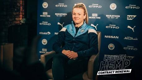 TALK SHOW: Lauren speaks to CityTV