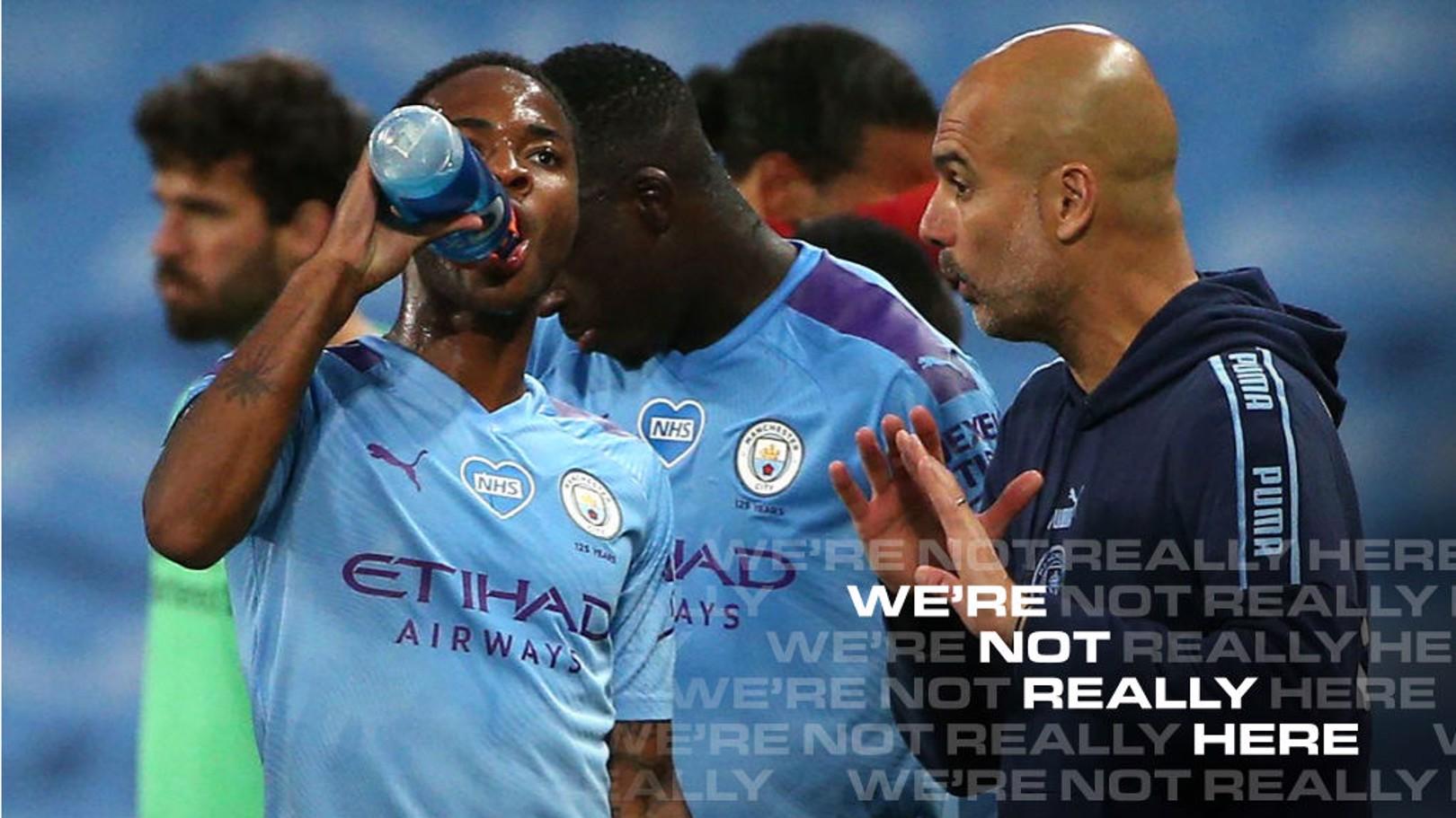 Guardiola: Je suis fier de Raheem Sterling