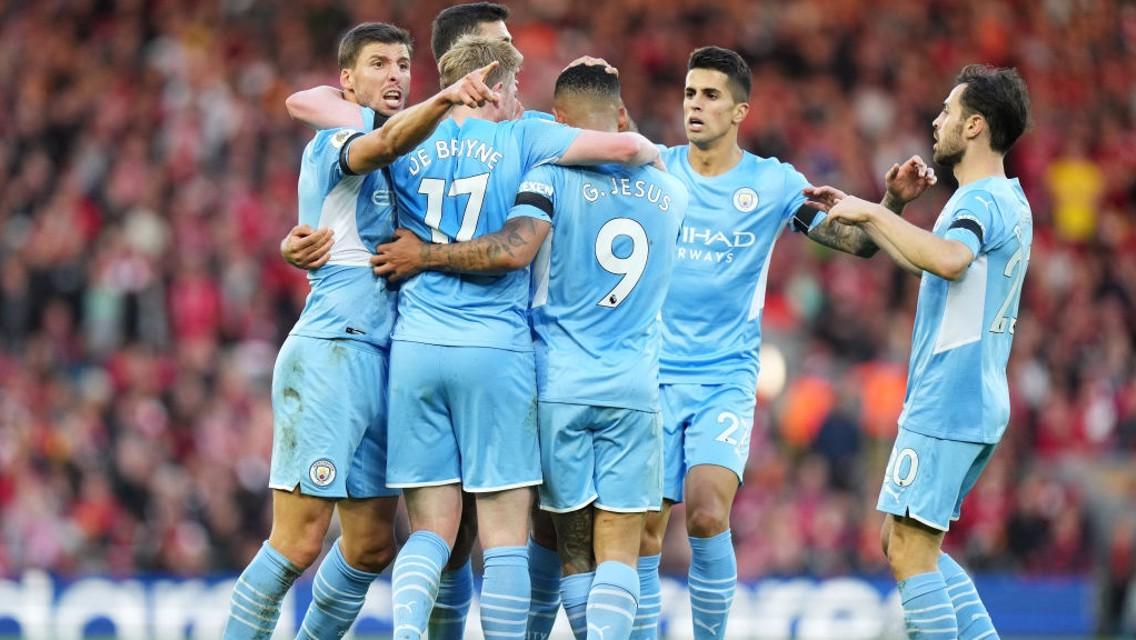 City v Burnley: Kick-off time, team news and TV listings