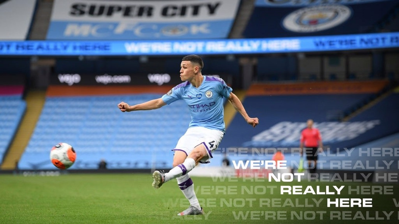 Foden, Garcia recalled as City make four changes