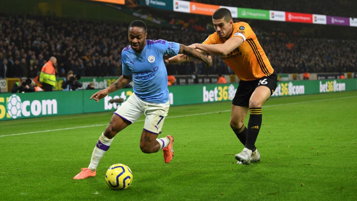 Wolves v City: Kick-off time, TV and team news