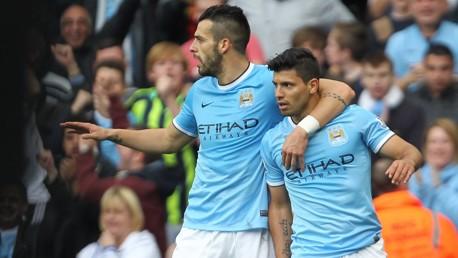 Classic Highlights: Man City 3-1 Everton, 2013