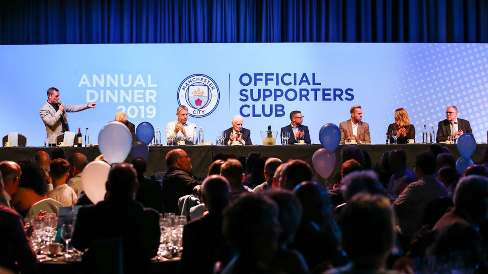 City Official Supporters Club 70th anniversary