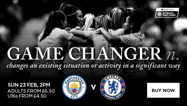 City v Chelsea Women: You can't script football