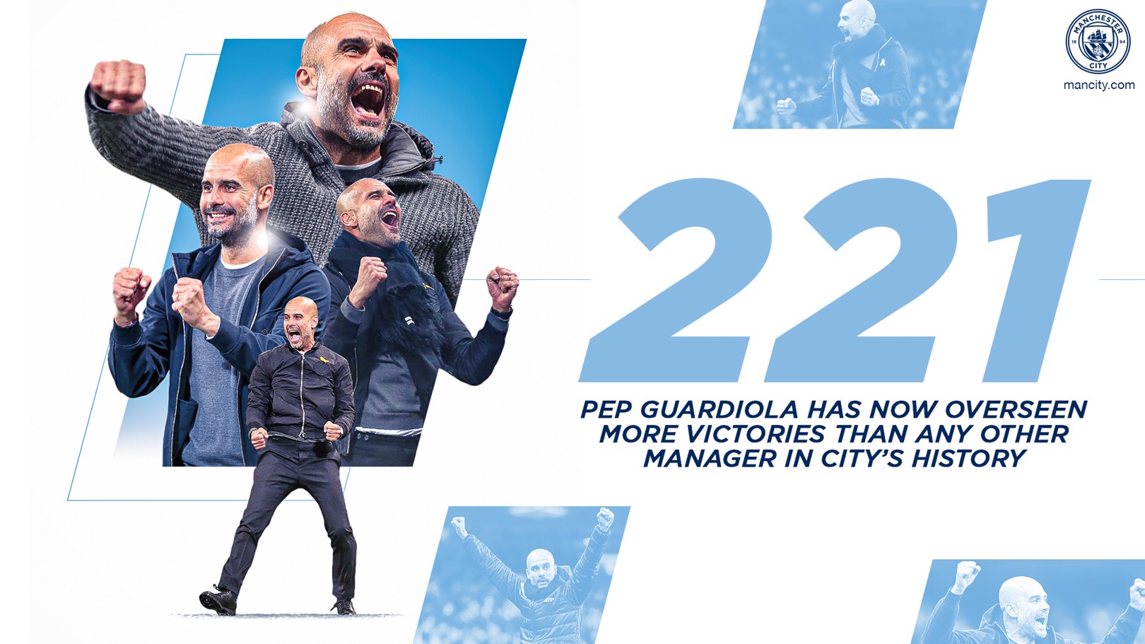 Guardiola sets new club record after Chelsea win