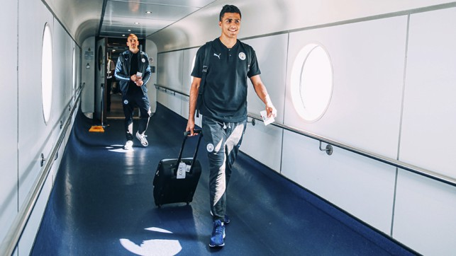 NEW SIGNING : New man Rodri is set to make his City bow out in China. Can't wait to see him play.
