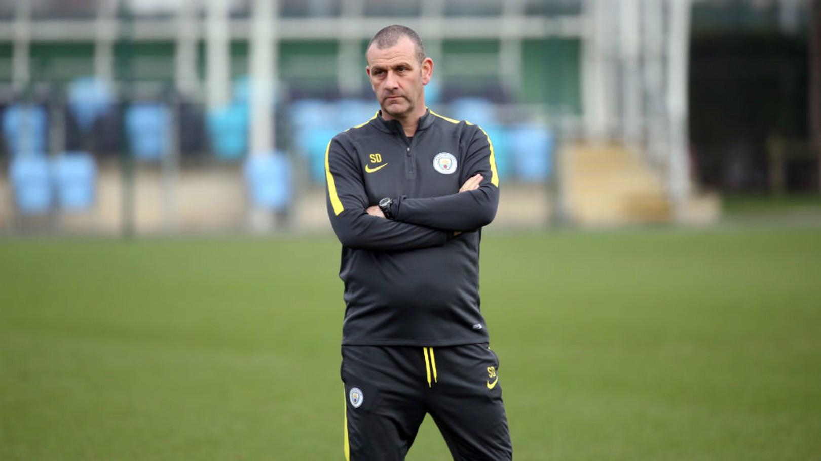 Simon Davies joins Vincent Kompany at Anderlecht