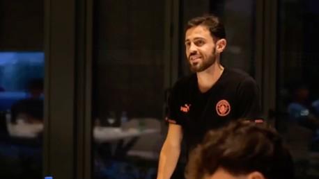 Regardez le speech de Bernardo pour son anniversaire à Lisbonne !