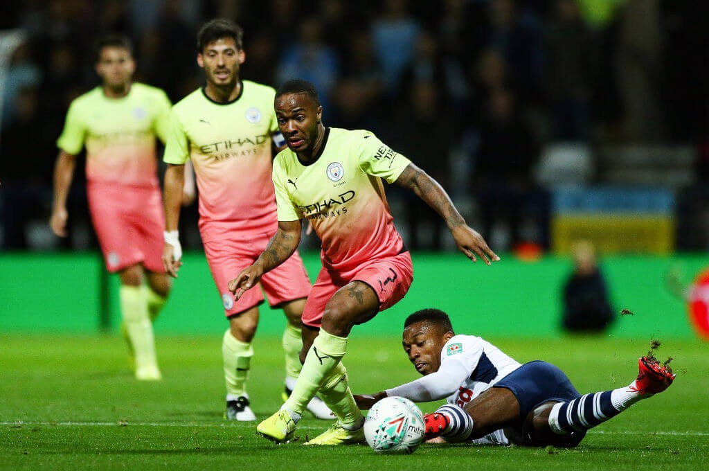 City cruise into Carabao Cup last 16