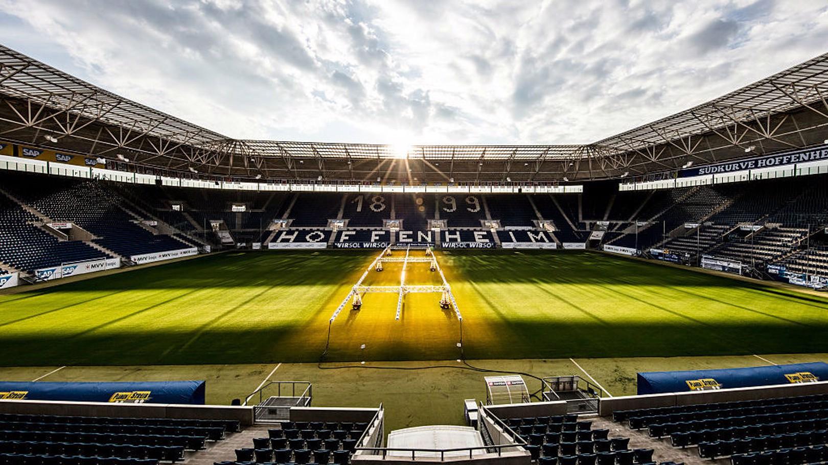 CHAMPIONS LEAGUE: Hoffenheim factfile.