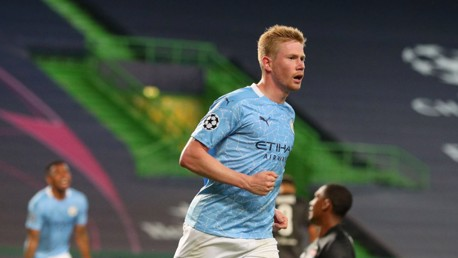 De Bruyne reveals why he aims to work harder than his teammates