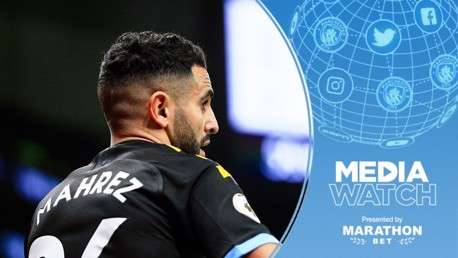 More to come from 'world great' Mahrez says Eto'o