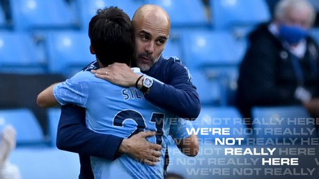 Guardiola hails 'incredible' Silva