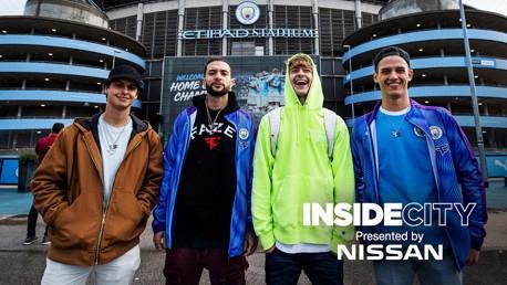 Inside City: episodio 357