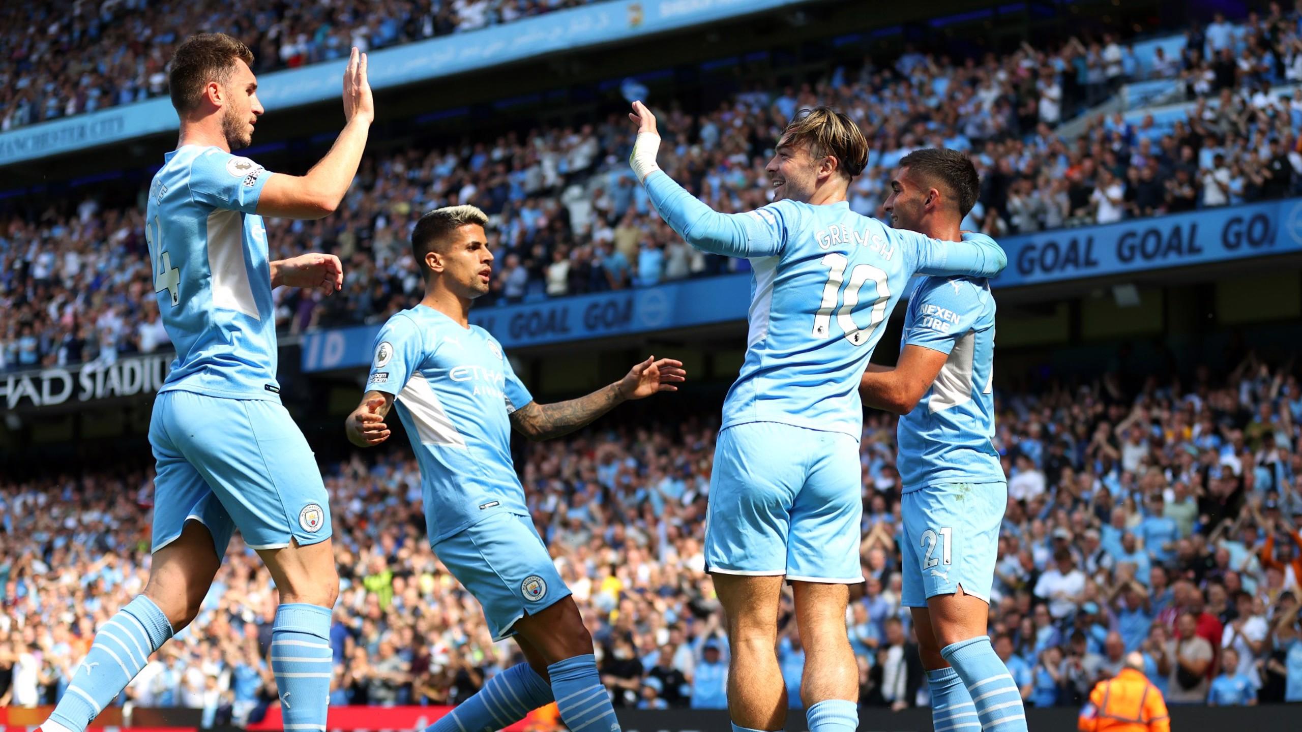City hit five again as 10-man Gunners thrashed