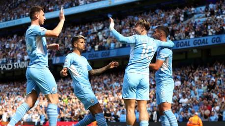 Victoire 5-0 contre Arsenal