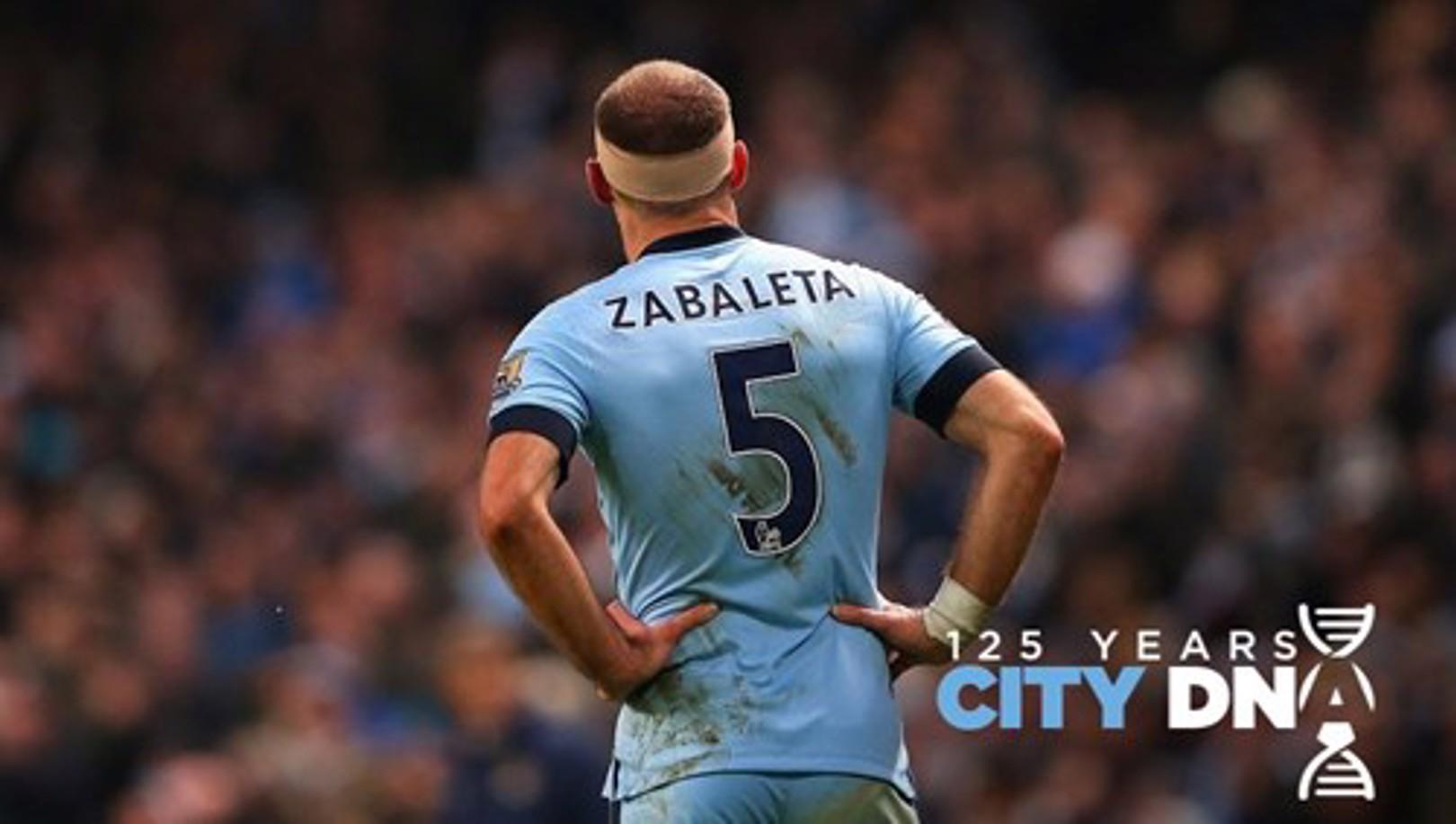 City DNA #69:  Warrior. Legend. Zaba.