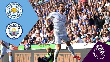 Leicester 0-1 City: Full match replay