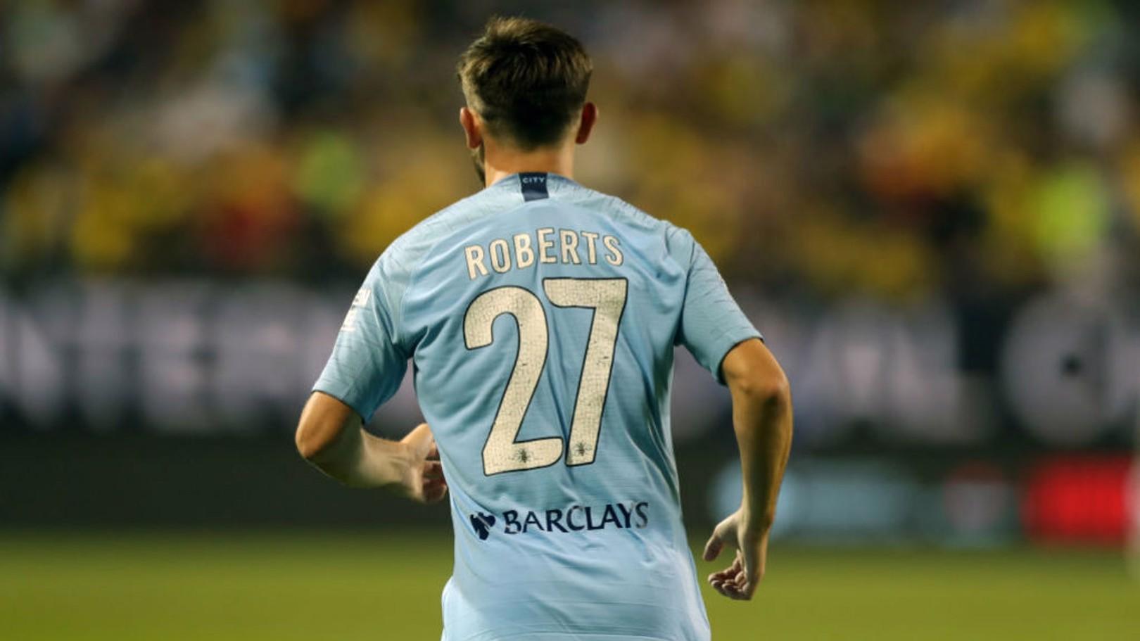 LOAN MOVE: Patrick Roberts has joined Boro