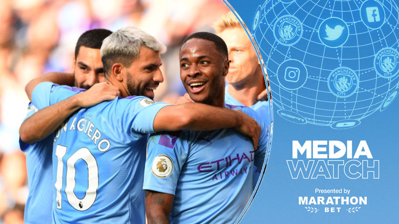 Media: City capable of scoring 10 goals in a game