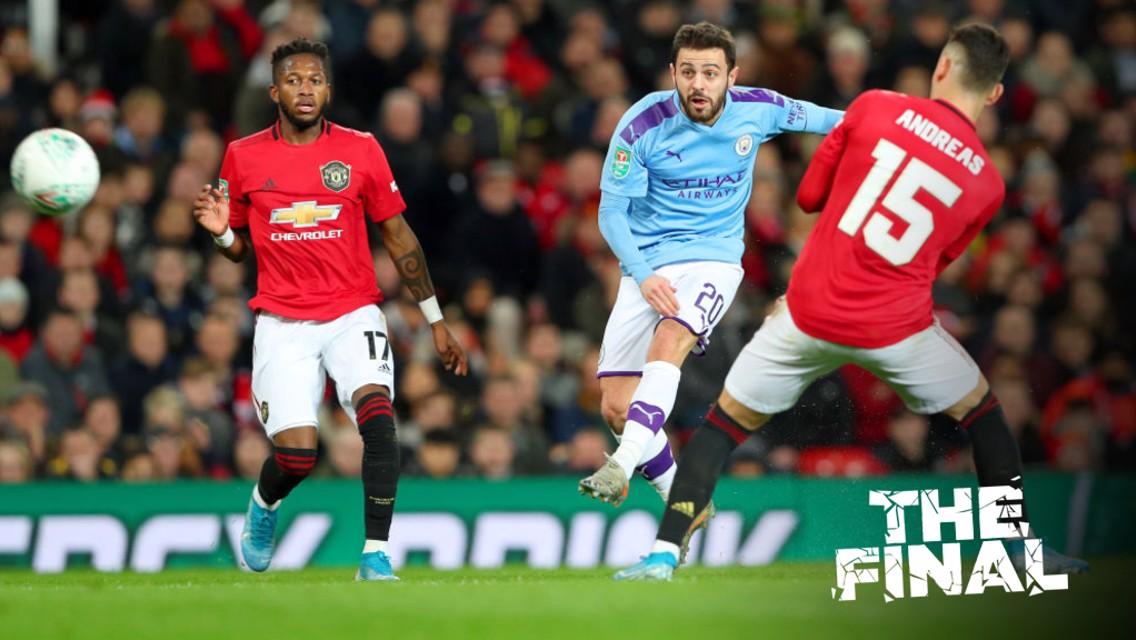 Bernardo contra o United