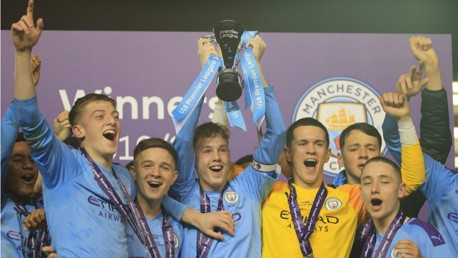 City 6-0 Stoke: U18 PL Cup final highlights