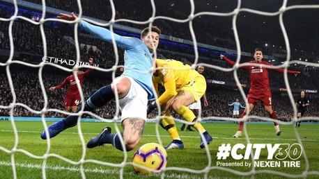 #City30: No goal!