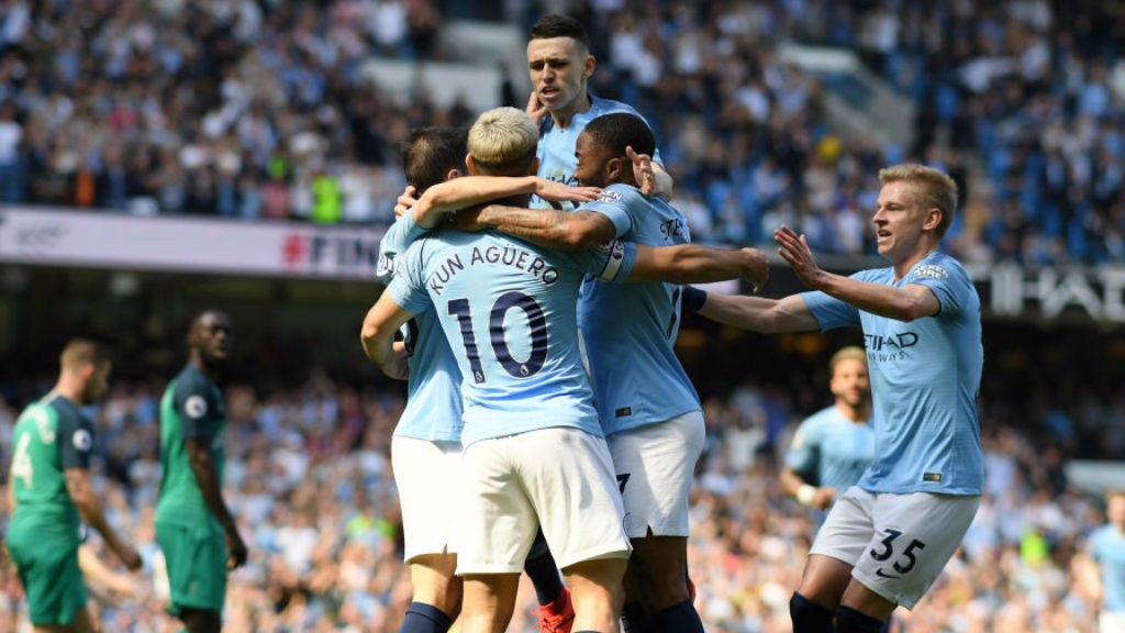 155 and counting : Phil Foden strikes against Spurs