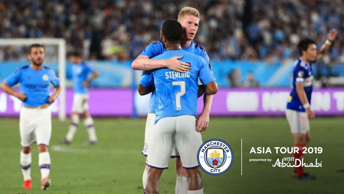 Yokohama 1-3 City: Melhores Momentos