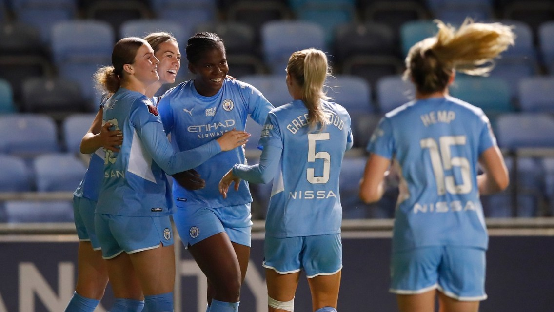 City topple Toffees in dream Continental Cup opener