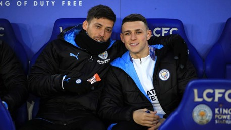 Phil Foden's football heroes