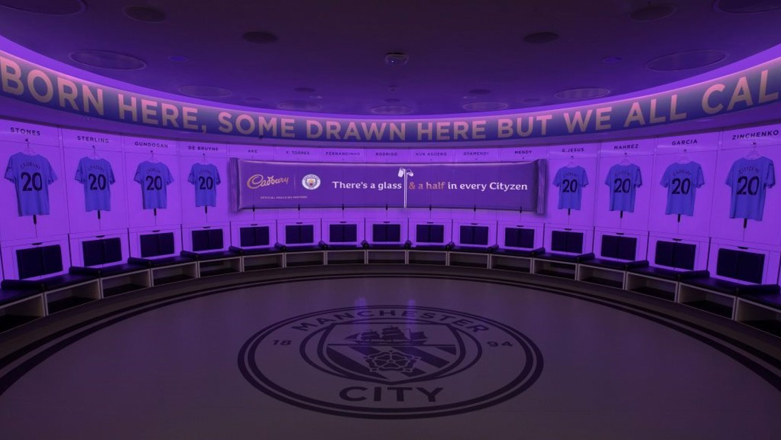Manchester City announce new regional partnership with Mondelēz