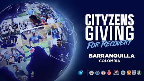 Cityzens Giving For Recovery: Barranquilla, Colombia